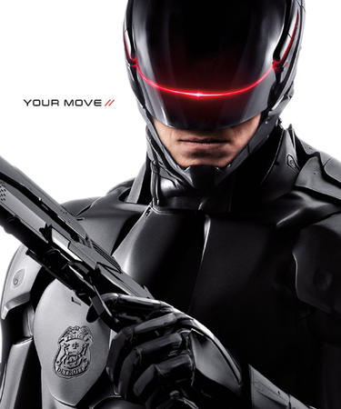 New RoboCop trailer drops wth more Samuel L., more 'bots