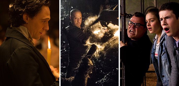 Your guide to October's five most frightening films