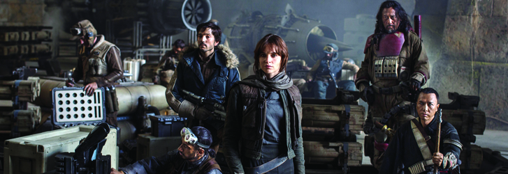 New Rogue One: A Star Wars Story poster debuts