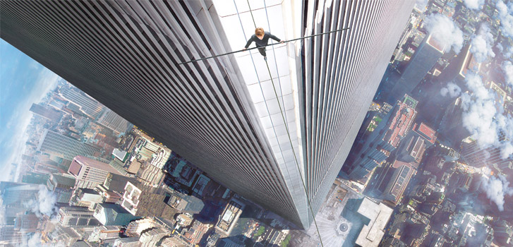 Joseph Gordon-Levitt walks a fine line in new trailer for The Walk