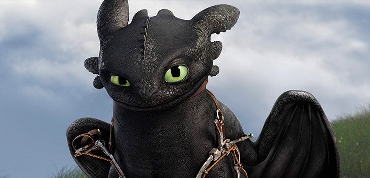 How to Train Your Dragon 2 (Photo)