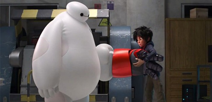 wall-e, star wars, big hero 6, photo