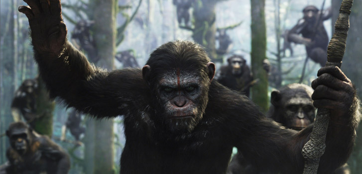 Dawn of the Planet of the Apes trailer (photo)