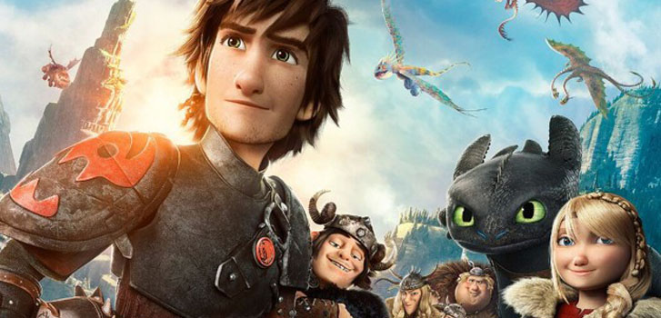 New trailer and poster for How to Train Your Dragon 2