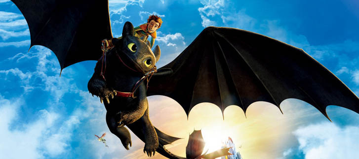 New dragons, new adventures await in How to Train Your Dragon 2 trailer