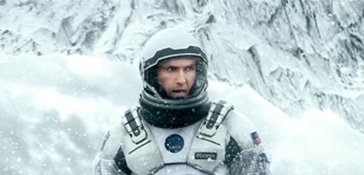Matthew McConaughey, Interstellar, photo