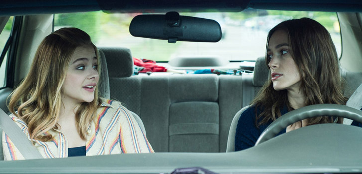 Chloe Grace Moretz, Keira Knightley, Laggies, photo