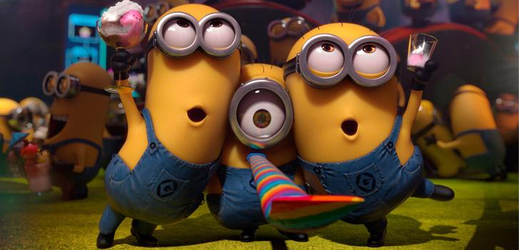Minions, movie, photo