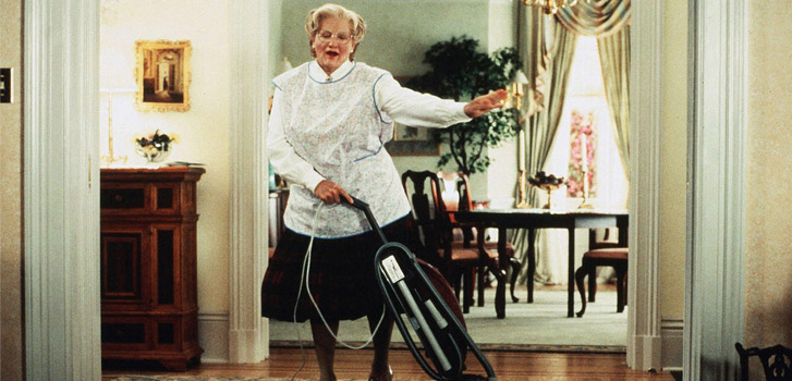 Robin Williams to dress up as Mrs. Doubtfire again