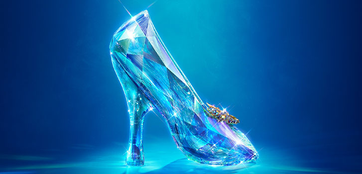 First Look at Disney's Live-Action Cinderella