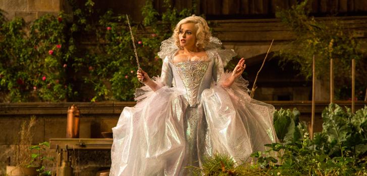 Helena Bonham Carter, Cinderella, photo
