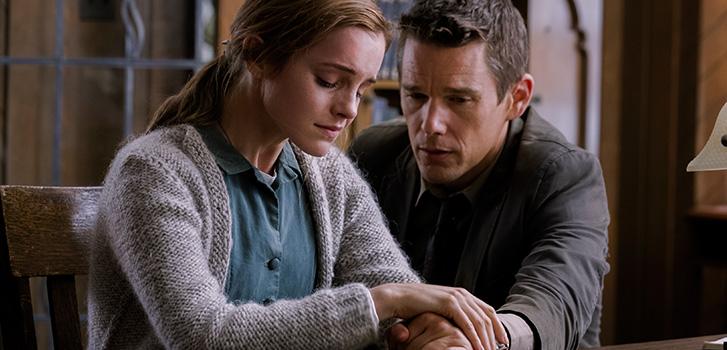 Emma Watson, Ethan Hawke, Regression