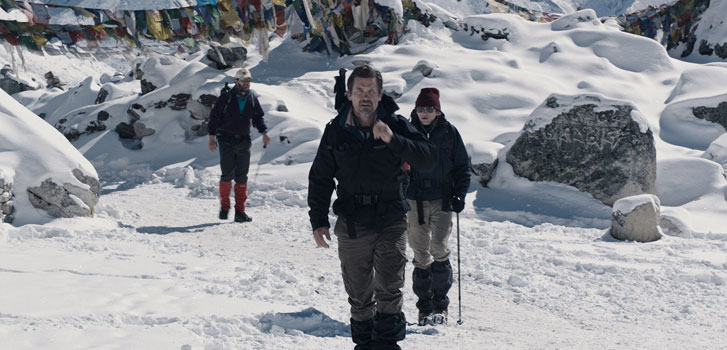 INTERVIEW: The cast of Everest on shooting in extreme conditions
