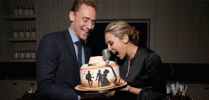 TOm Hiddleston, Elizabeth Olsen, TIFF, photo