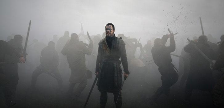 Macbeth, Michael Fassbender