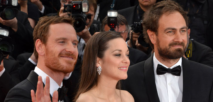 Marion Cotillard and Michael Fassbender talk shooting in Scotland for Macbeth