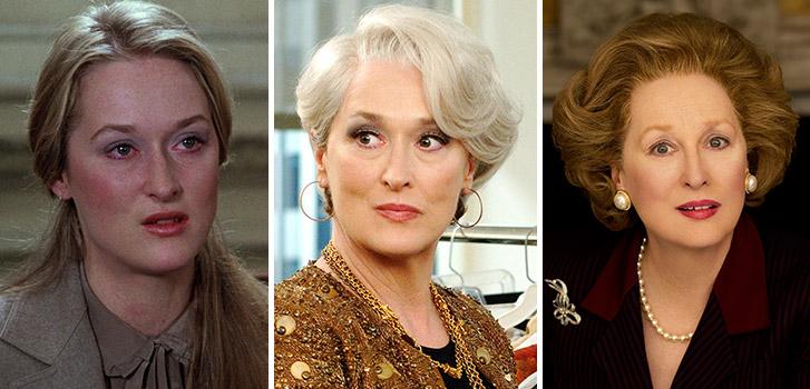 Top 10 Meryl Streep Roles