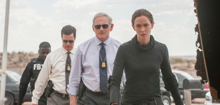 Sicario's Emily Blunt on the strong woman at the core of Denis Villeneuve's thriller