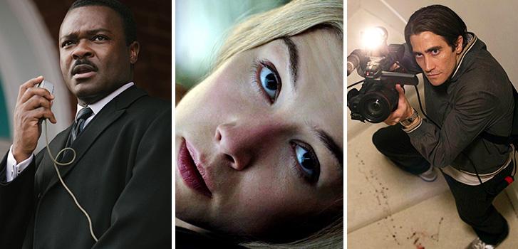 David Oyelowo, Rosamund Pike, Jake Gyllenhaal, photo