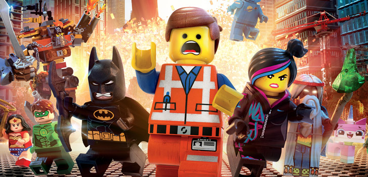 The Lego Movie, photo