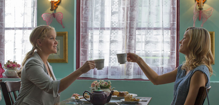 Trainwreck star Amy Schumer on making her first movie