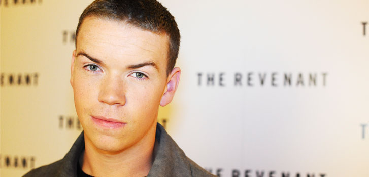 Will Poulter, The Revenant, interview, photo