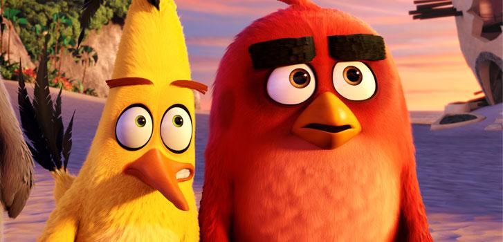 Angry Birds movie, photo