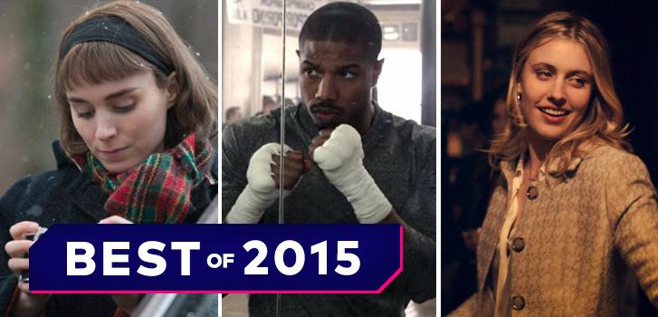Best of 2015 quiz, Carol, Creed, photo