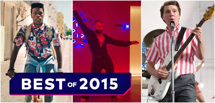 Best movie musical moments of 2015, Dope, Ex machina, Love & Mercy, photo