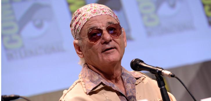 Bill Murray, Rock the Kasbah, Comic-Con, photo