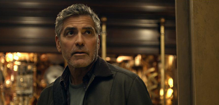 George Clooney, Tomorrowland, photo