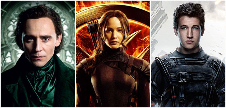 Comic-Con 2015 movie preview, photo, Crimson Peak, Hunger games Mockingjay, Fantastic Four