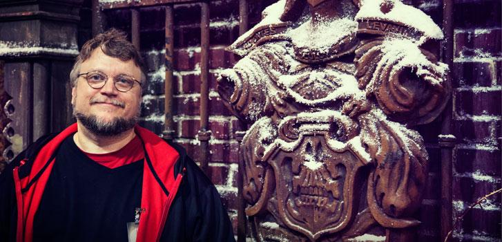 Guillermo del Toro, Crimson Peak, photo
