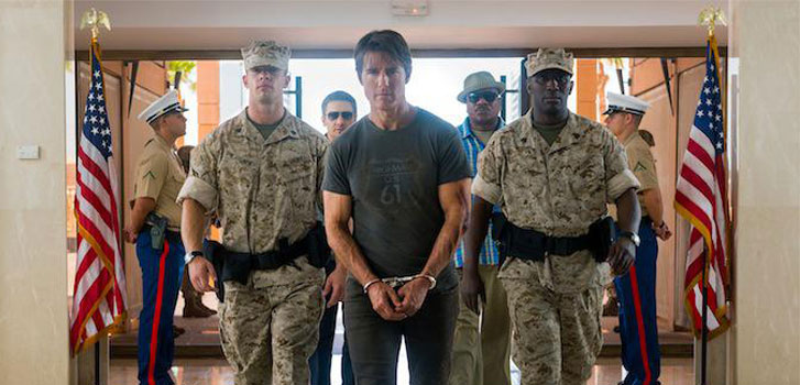 Tom Cruise, Mission: Impossible- Rogue Nation, photo