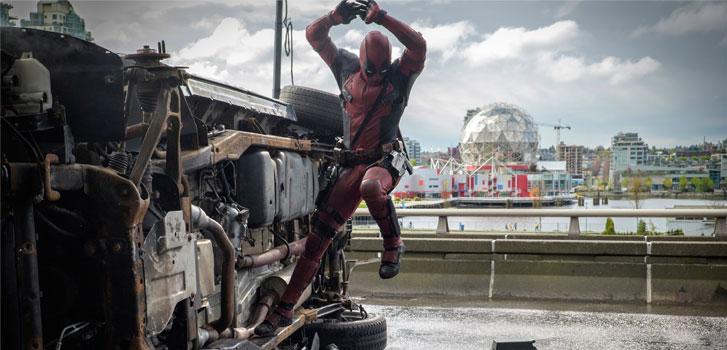 Ryan Reynolds, Deadpool, trailer, photo