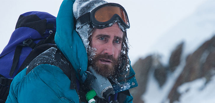 Jake Gyllenhaal, Everest, photo