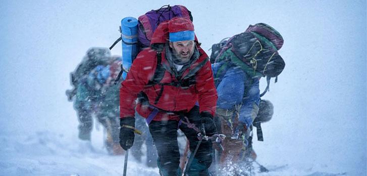 Jason Clarke, Everest, photo