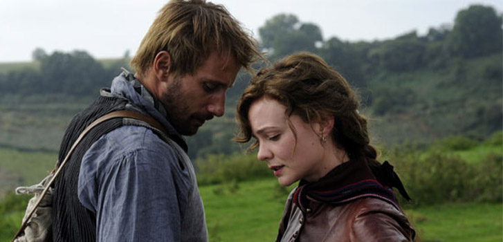 Matthias Schoenaerts, Carey Mulligan, Far from the Madding Crowd, photo