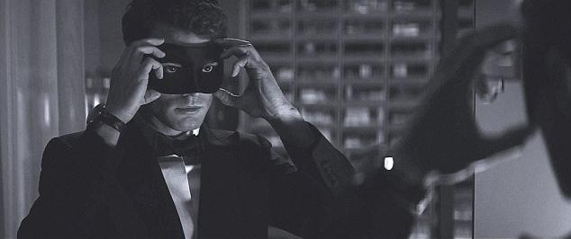 Jamie Dornan, Fifty Shades Darker, photo