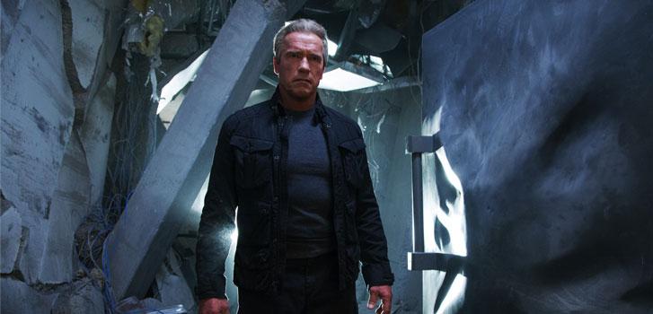 Arnold Schwarzenegger, Terminator Genisys, photo