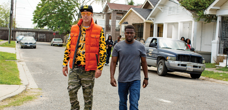 Will Ferrell, Kevin Hart, Get Hard, photo