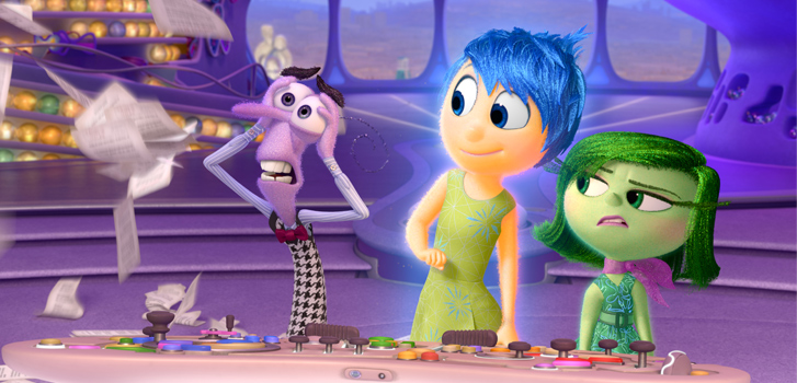 Inside Out, trailer, photo