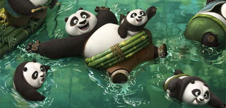 Kung Fu Panda 3, photo