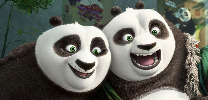 Po returns in Kung Fu Panda 3 trailer