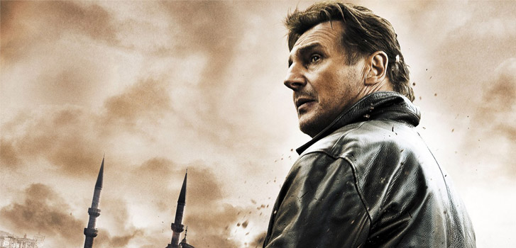 Liam Neeson, Taken 3, photo