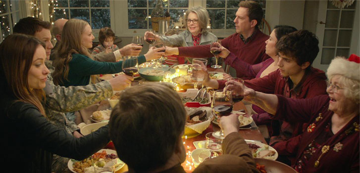 Love the Coopers, holiday movie, photo