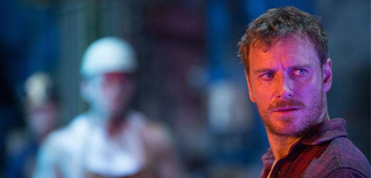 Michael Fassbender, X-Men: Apocalypse, phtot