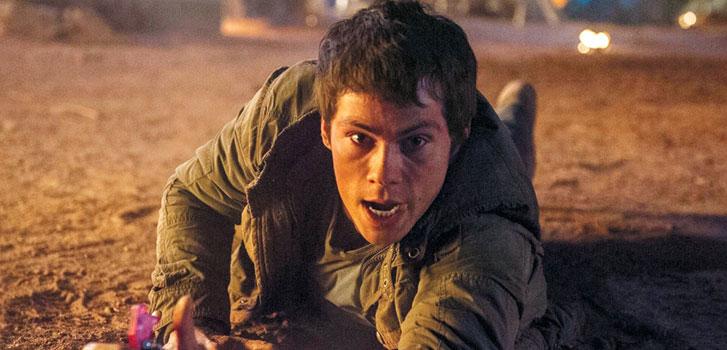 Dylan O'Brien, The Maze Runner: The Scorch Trials