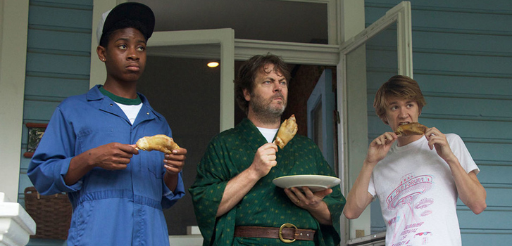 Me and earl and the Dying Girl, trailer, photo