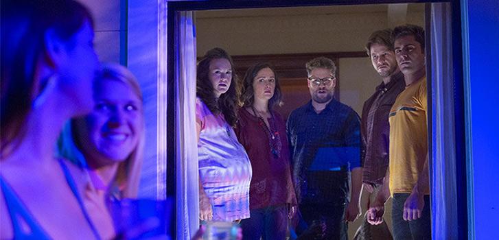 Seth Rogen, Rose Byrne, Zac Efron, Neighbors 2, photo, trailer